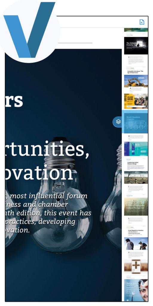 VERTIQUL Digital Magazine Publishing Solution