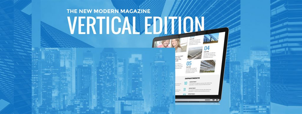 Digital Magazine Publishing Solutions - Vertical Magazines