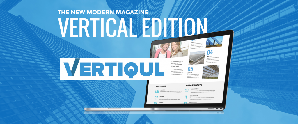 VERTIQUL Digital Magazine Publishing